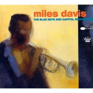 Miles Davis The Blue Note And Capitol Recordings Albumcover