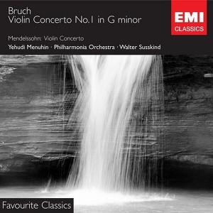 Yehudi Menuhin/Philharmonia Orchestra/Walter Susskind