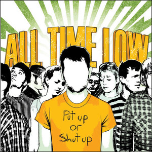 Put Up Or Shut Up Albumcover