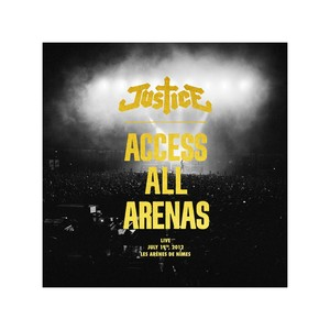 Access All Arenas Albumcover