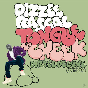 Dizzee Rascal, Laidback Luke Holiday cover