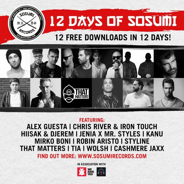 Kryteria Radio 059 (12 Days Of Sosumi)