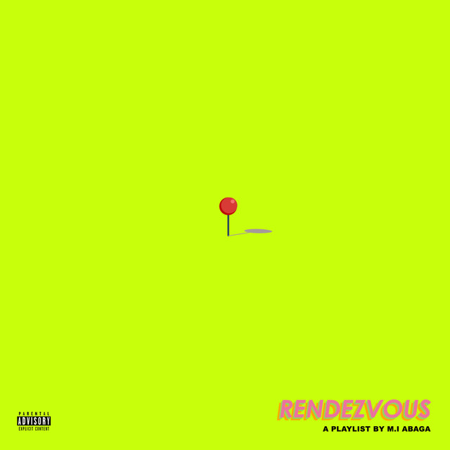 Album cover for Rendezvous by M.I Abaga