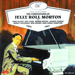 The Compositions of Jelly Roll Morton 1923-1941 album
