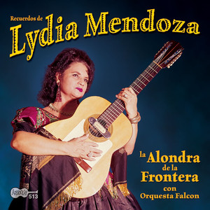 la Alondra de la Frontera con Orquesta Falcon album