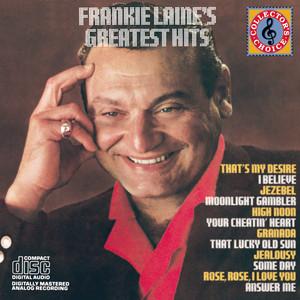 Frankie Laine's Greatest Hits album
