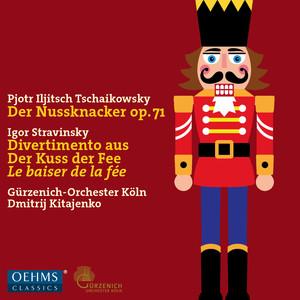 Tchaikovsky: The Nutcracker, Op. 71 - Stravinsky: Divertimento from Le baiser de la fée Albümü