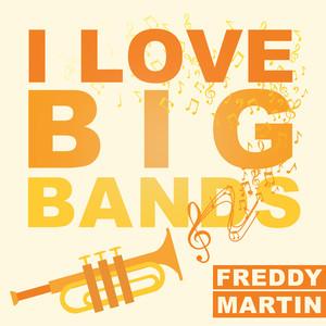 I Love Big Bands album