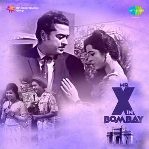 Mr. X in Bombay album