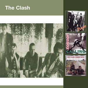 The Clash (UK Version) - London Calling - Combat Rock album