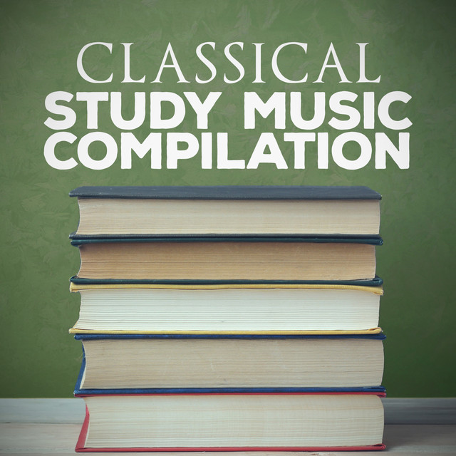 Classical Study Music Compilation Albumcover