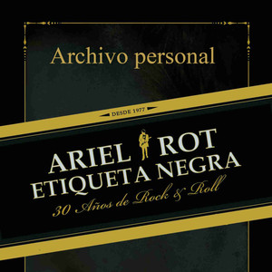 Archivo personal