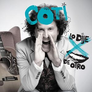 Coti, Dani Martín Color Esperanza cover