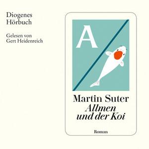 Allmen und der Koi - Allmen 6 (Ungekürzt) Audiobook