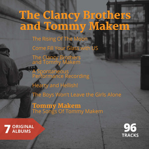 The Clancy Brothers & Tommy Makem (7 Original AlLbums) album