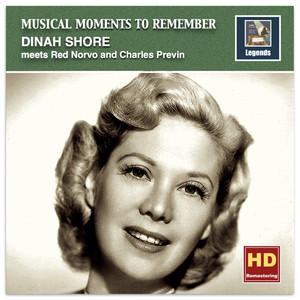 Dinah Shore, Red Norvo Quintet Skylark cover
