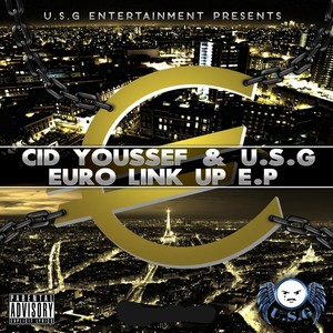 Euro Link Up (feat. Cid Youssef) Albumcover
