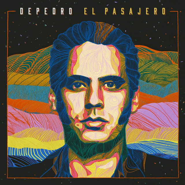Album cover for El Pasajero by DePedro