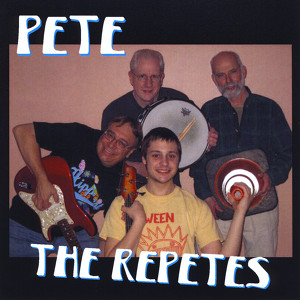 The Repetes Albumcover
