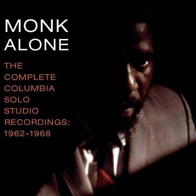 Thelonious Monk The Complete Columbia Studio Solo Recordings of Thelonious Monk: 1962-1968 album cover