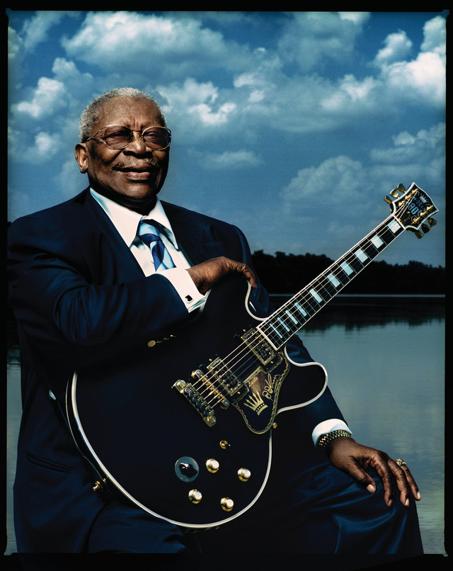 B.B. King, DR.JOHN There Must Be a Better World Somewhere cover