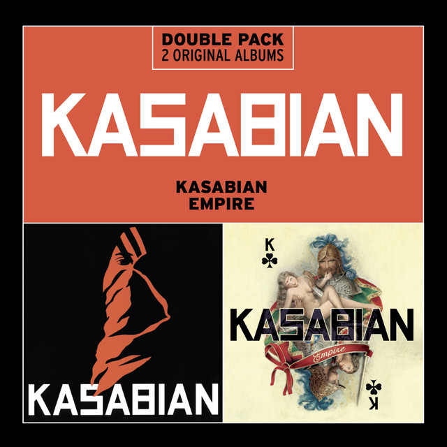 Kasabian/Empire Albumcover