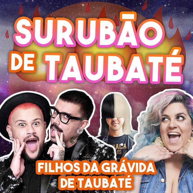 Album cover for Surubão de Taubaté by Filhos da Grávida de Taubaté