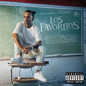 Los Favoritos Albumcover
