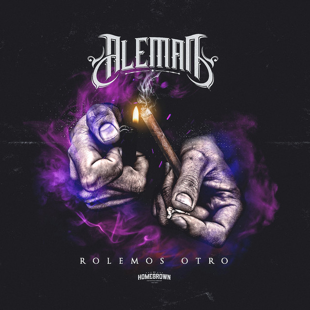 Album cover for Rolemos Otro by Aleman
