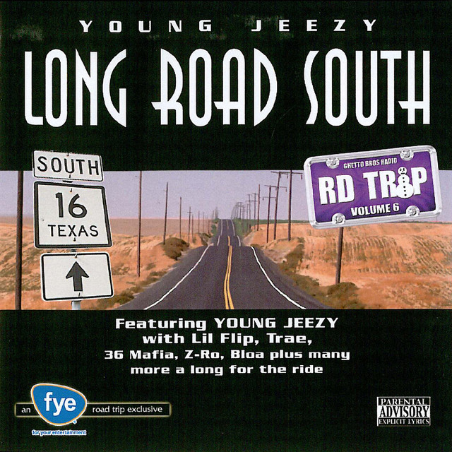 Road Trip Volume 6: Long Road South