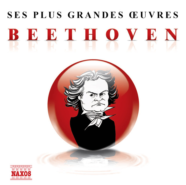 Ses plus grandes œuvres: Beethoven Albumcover