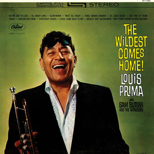 Louis Prima, Sam Butera & The Witnesses Everybody Knows cover