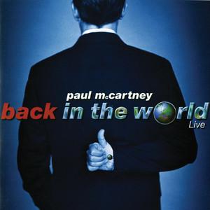 Back in the World album