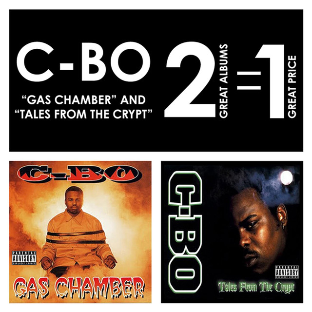 C-Bo Gas Chamber / Tales From The Crypt album cover