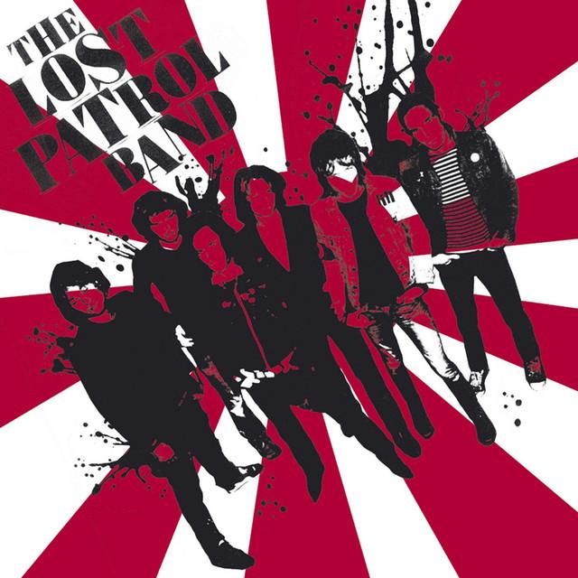 Skivomslag för Lost Patrol Band: The Lost Patrol Band