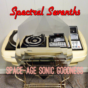Space-Age Sonic Goodness Albumcover