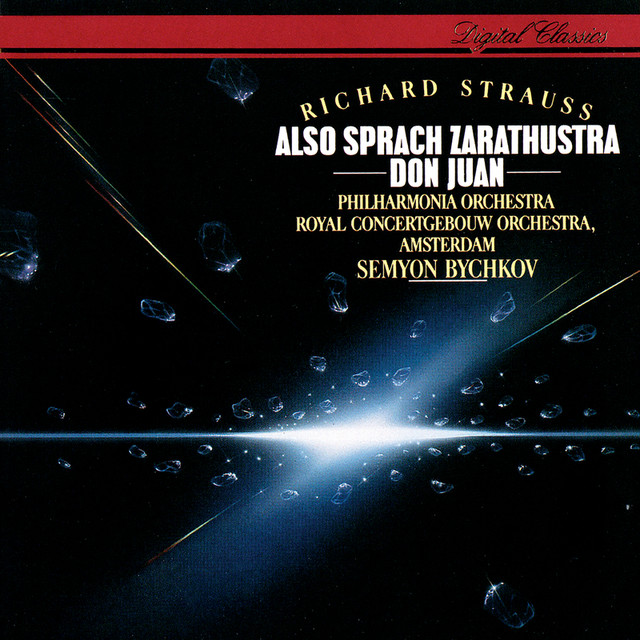 Richard Strauss: Also sprach Zarathustra; Don Juan Albumcover