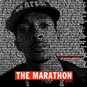 The Marathon Albumcover
