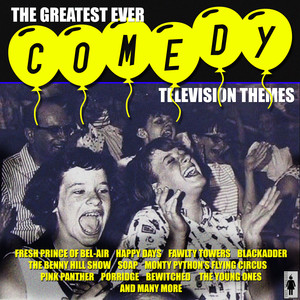 The Greatest Ever Comedy Television Themes Albumcover
