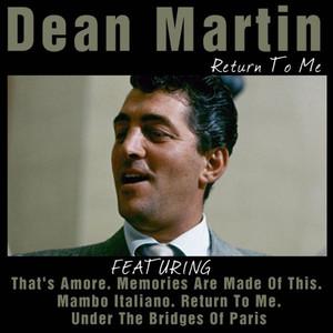 Dean Martin Cha Cha Cha D'Amour cover