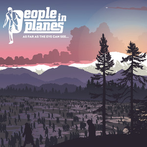 As Far As The Eye Can See  - People In Planes