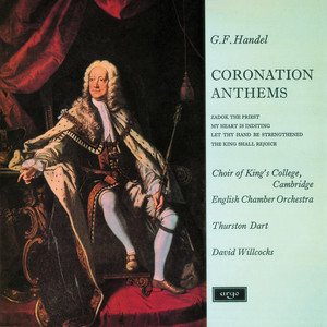 Handel: Coronation Anthems (Remastered 2015) Albümü