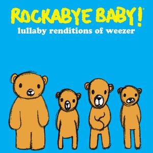 Lullaby Renditions of Weezer album