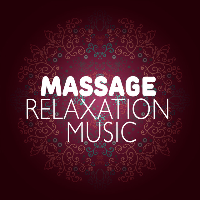 Massage Relaxation Music Albumcover