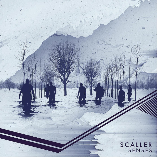 Album cover for Senses by SCALLER