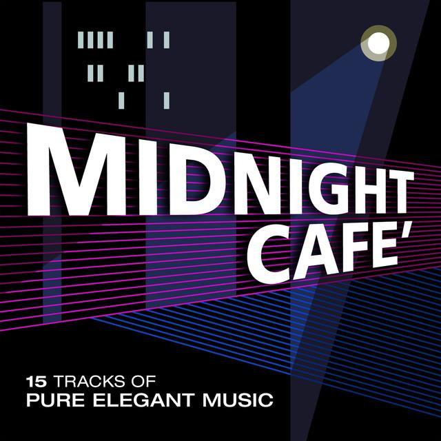 Various Artists Midnight Café album cover