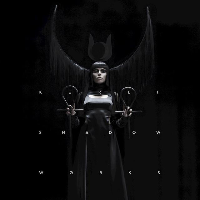 Album cover for Shadow Works by Kerli