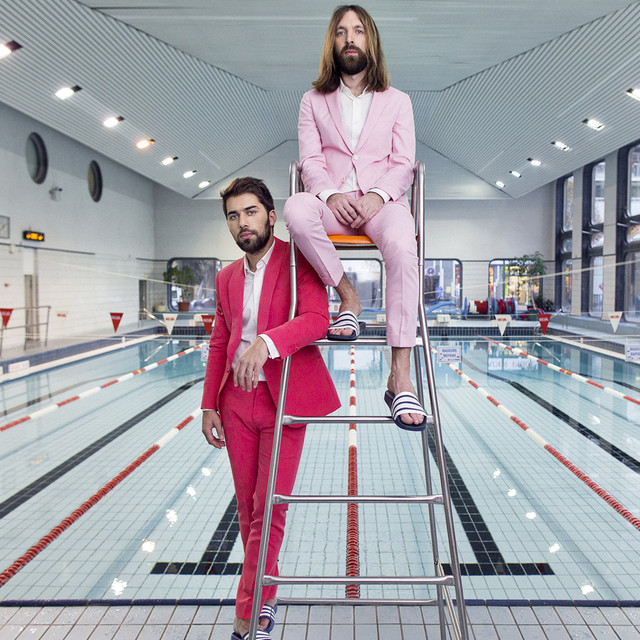 Breakbot Outlines Baby I'm Yours cover