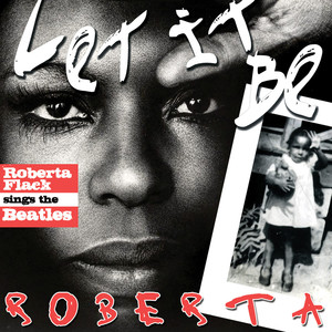 Let It Be Roberta - Roberta Flack Sings The Beatles Albumcover