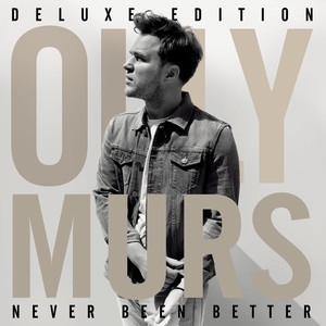 Never Been Better (Deluxe) Albumcover